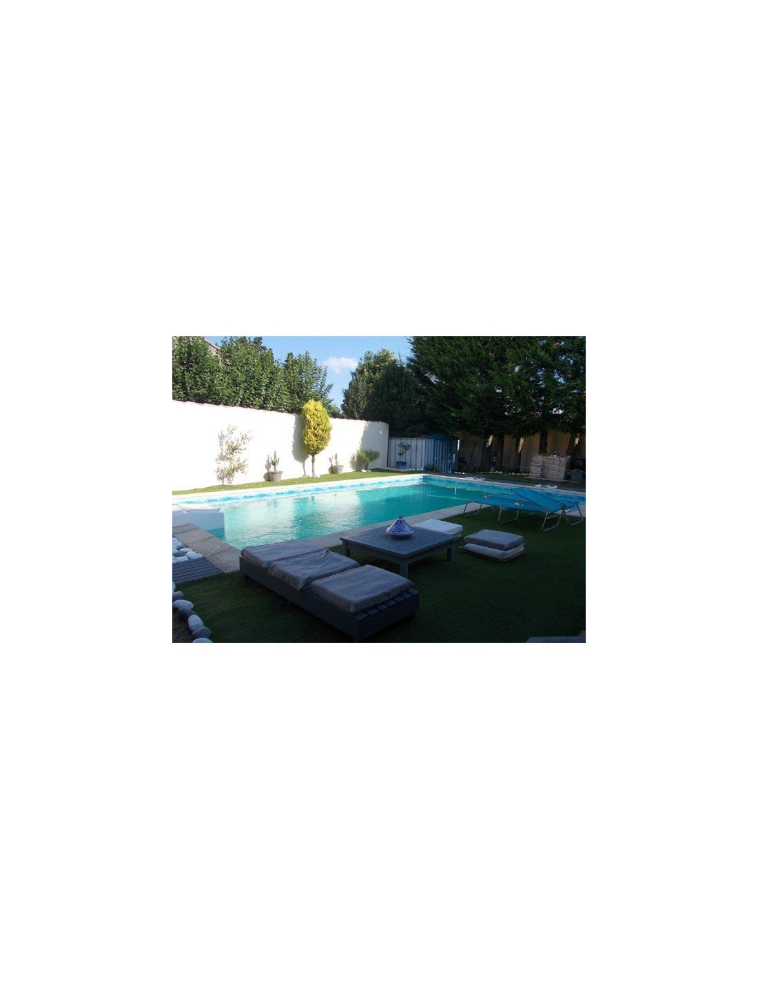 Kit piscine enterr e modulo for Piscine en kit enterree