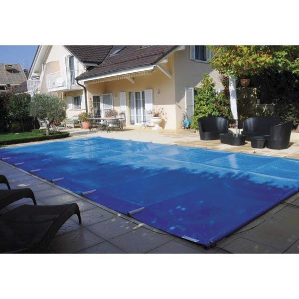 B che barre piscine for Bache a barre piscine