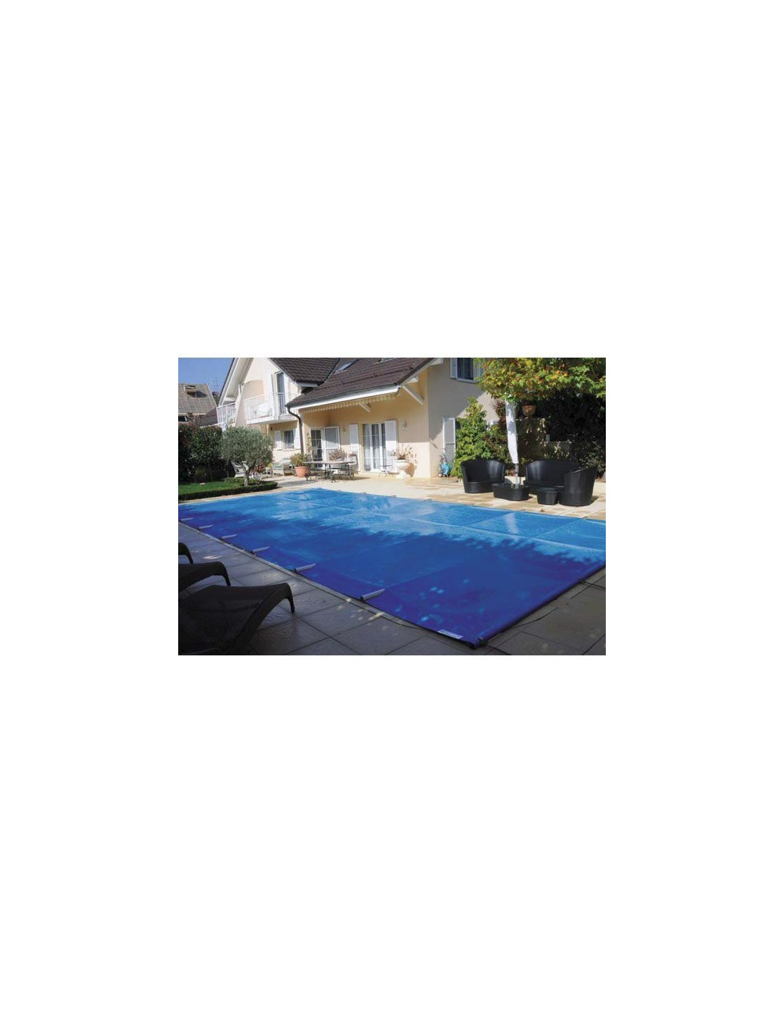 B che barre piscine for Bache piscine
