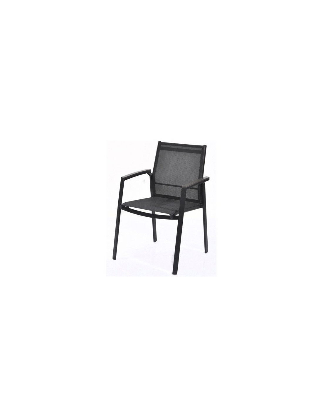 fauteuil de jardin aluminium et textil ne mod le lille kettler. Black Bedroom Furniture Sets. Home Design Ideas