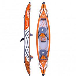 Kit complet kayak drift zray - Elymea