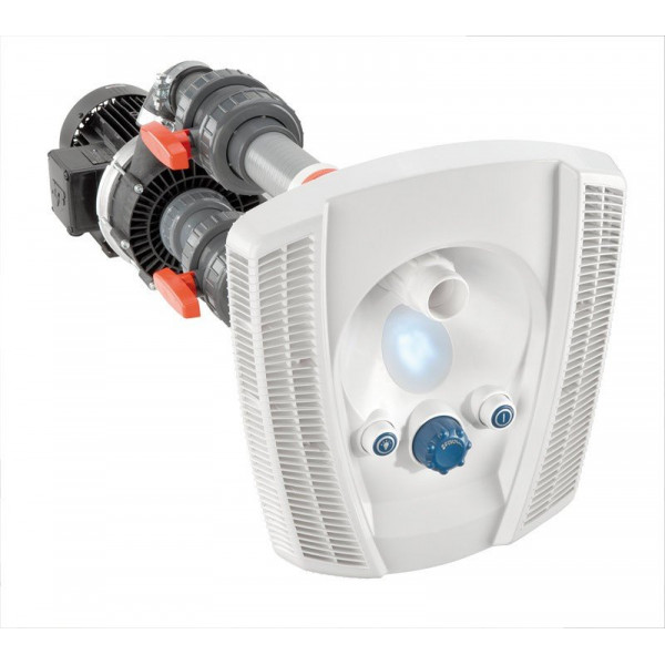 Nage contre courant badujet wave for Petite piscine a contre courant