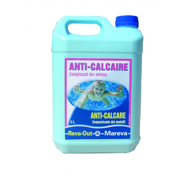 Anti calcaire REVA OUT 5L
