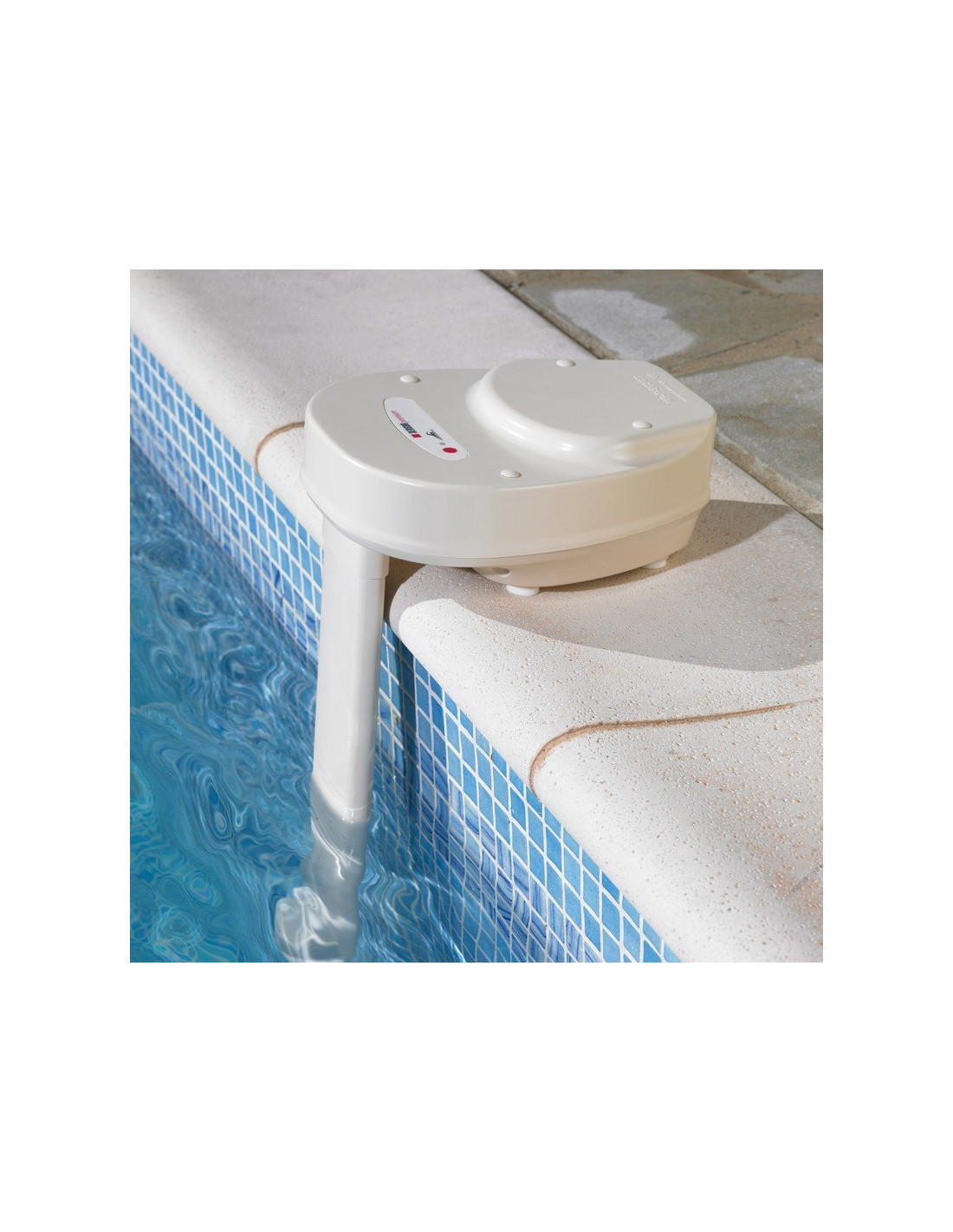 Alarme de piscine aqualarm for Alarme piscine infrarouge