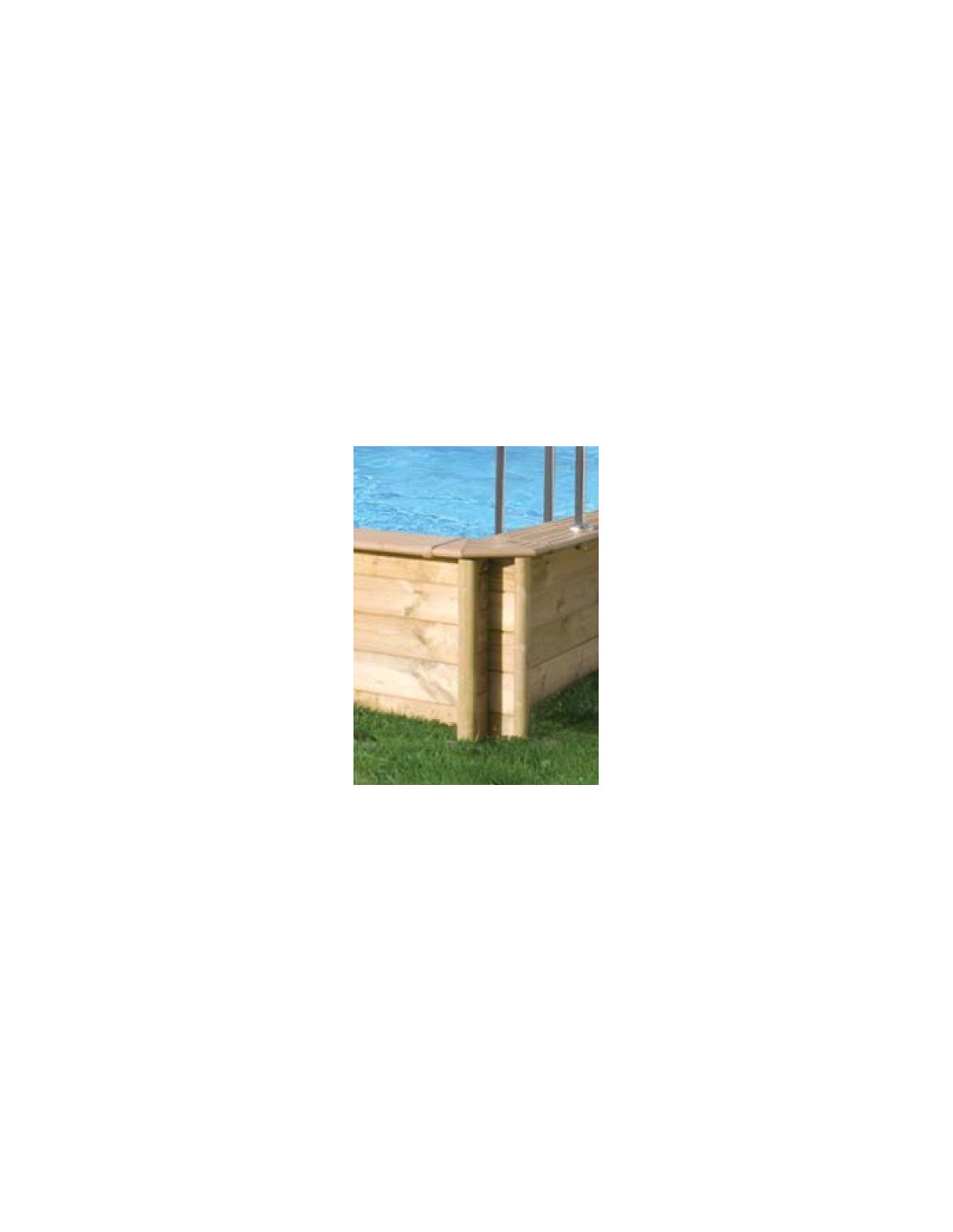 Piscine weva rectangulaire 8 54m x 4 54m x 1 46m home for Piscine weva