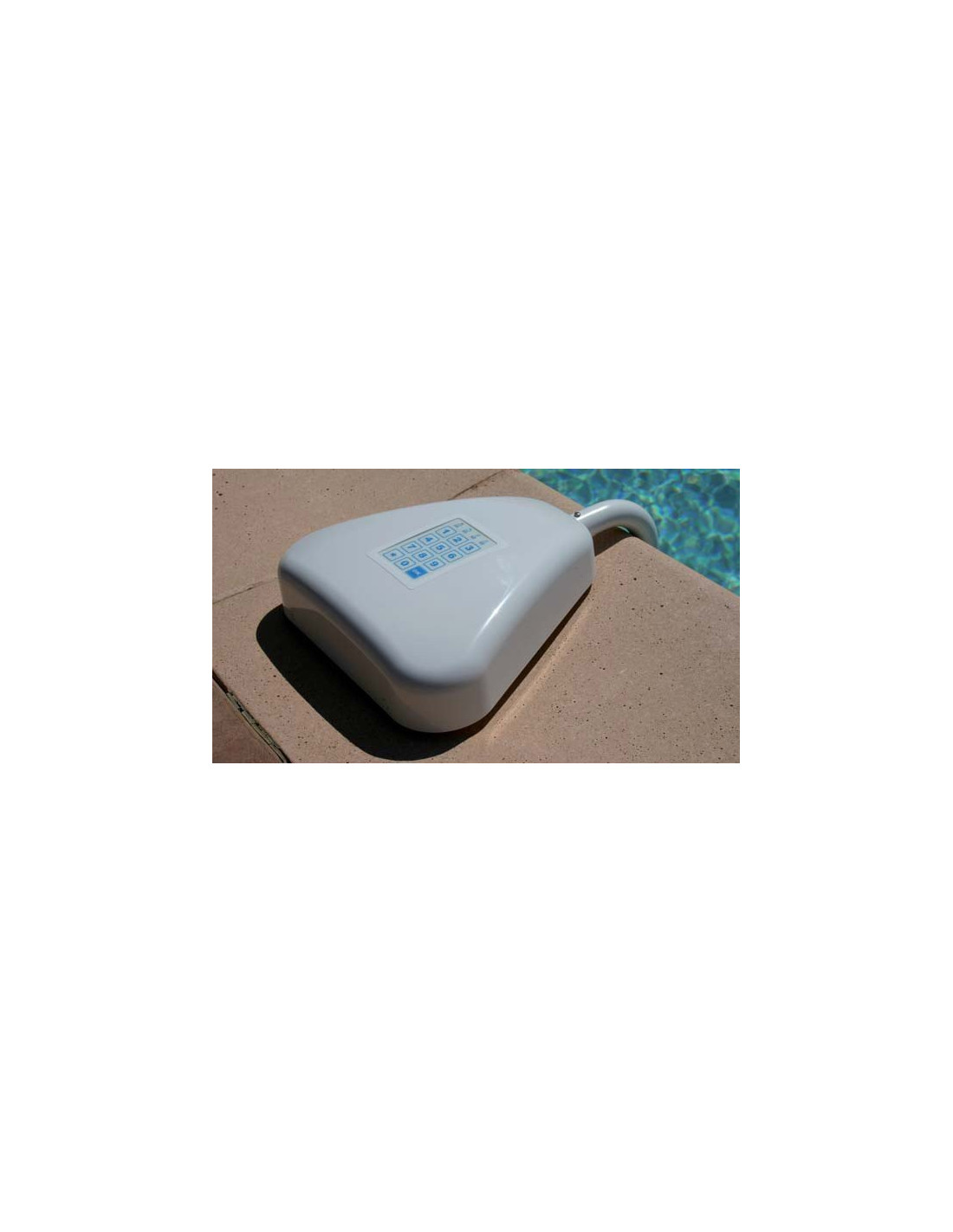 Alarme de piscine aqualarm for Alarme piscine