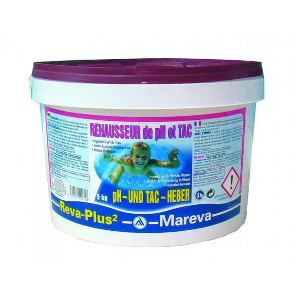 PH plus REVA PLUS - 2 x 5 kg
