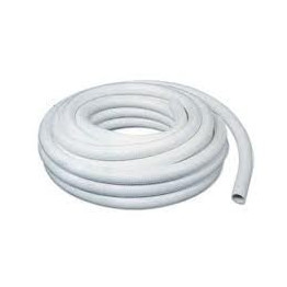 Tuyau souple piscine en pvc 25 m de long x 50 mm for Tuyau piscine 50 mm