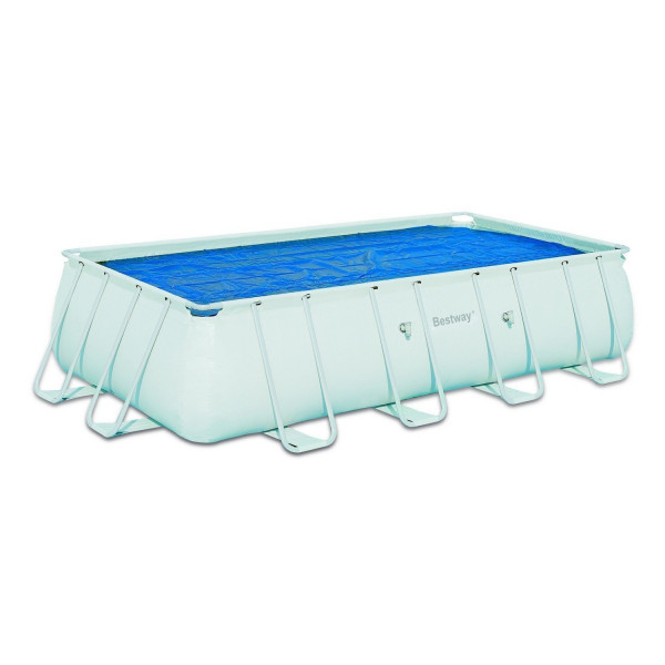 B che t pour piscine tubulaire rectangulaire de 412 x for Bache ete piscine octogonale