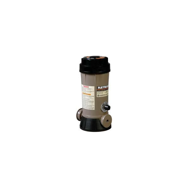 Chlorinateur hayward 4kg by pass home piscine for Chlorinateur piscine
