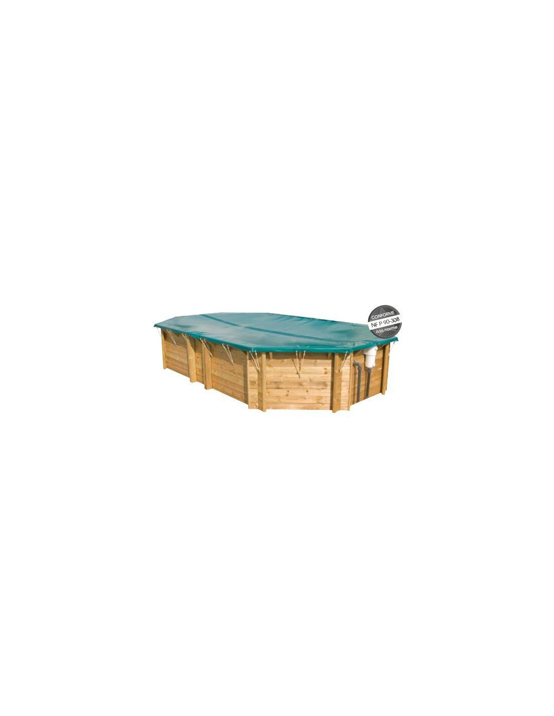 B che hivernage piscine hors sol procopi cerland home for Bache pour piscine hors sol