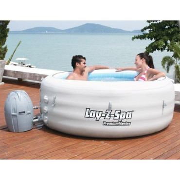 Spa gonflable Vegas 4 places Lay-Z Bestway