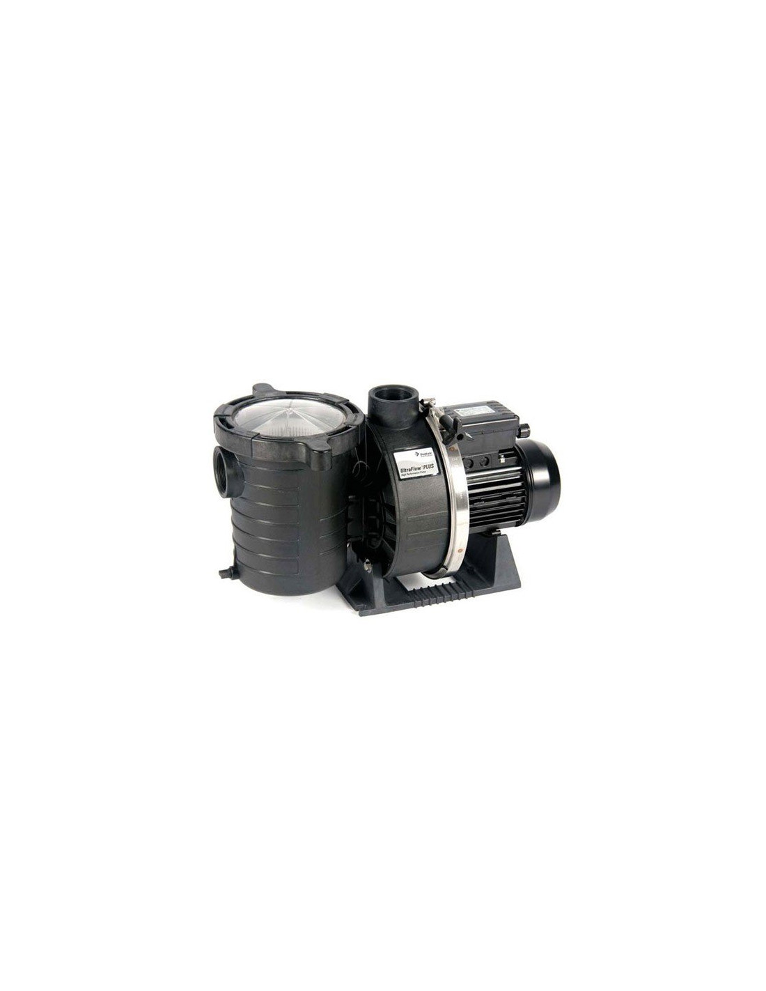 Pompe de filtration ultra flow plus pentair for Pompe piscine