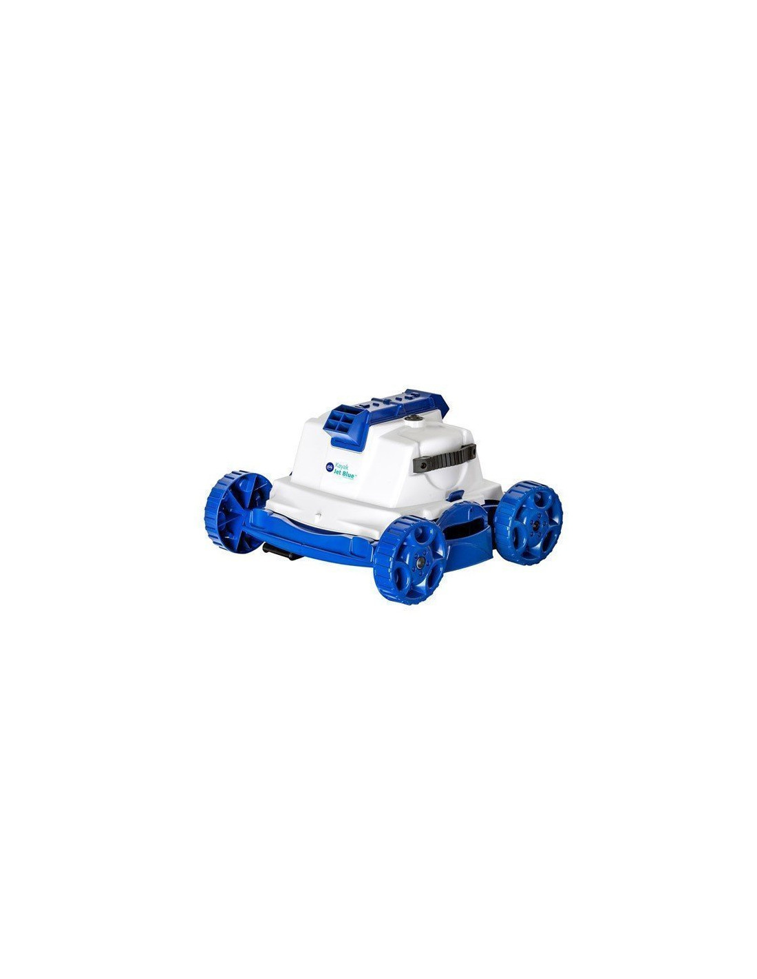 Robot de piscine lectrique mod le kayak jet blue gre pool for Robot piscine electrique