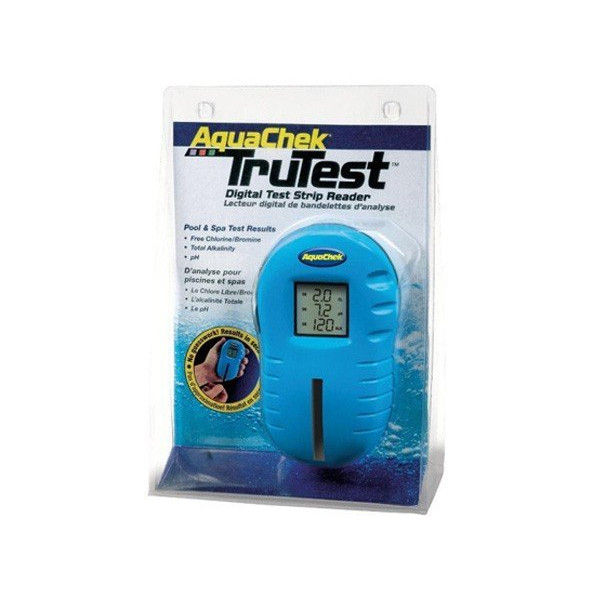 Testeur piscine lectronique tru test aquacheck ph for Testeur eau piscine