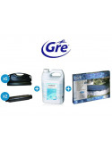 Pack hivernage Gre Pool pour piscine ronde