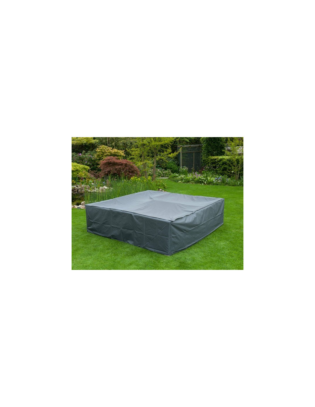 Housse protection ensemble de jardin ubbink for Housse de protection jardin
